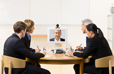 Teleconference and Video Conference Facility | ITN Group,Certified ...